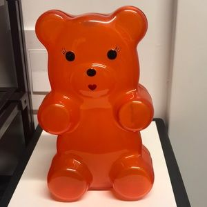 Charlotte Olympia gummy bear clutch!
